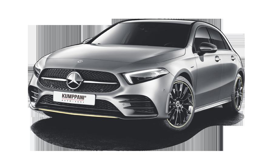 Mercedes-Benz A 2018 – Kumppani